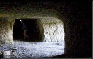 Ro in cave
