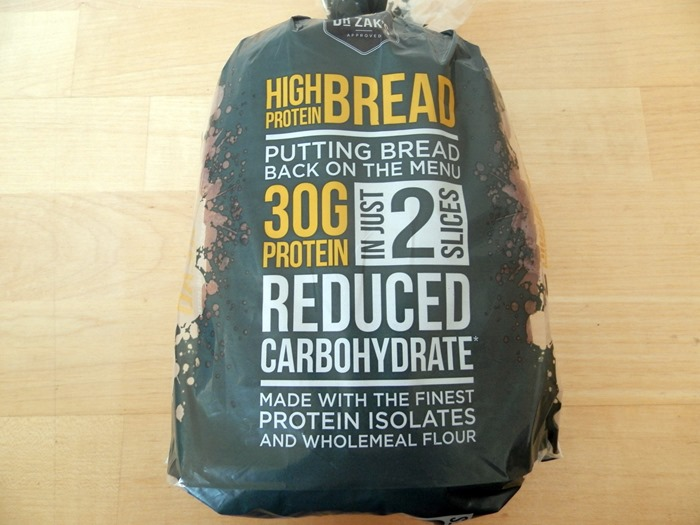 Dr Zaks High Protein Bread review 2