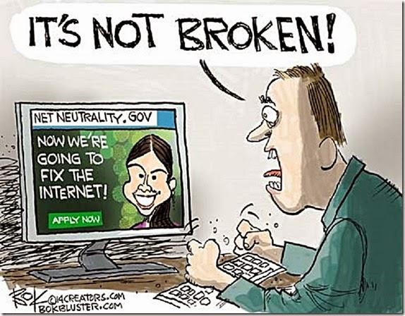 Net Neutrality Lie