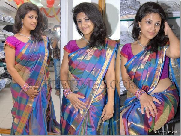 Supriya_Sailaja_Uppada_Silk_Saree