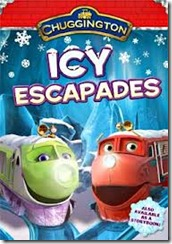 Chuggington Icy Escapades DVD
