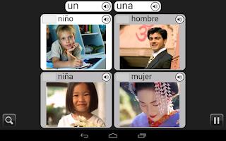 Screenshot of Learn Languages: Rosetta Stone