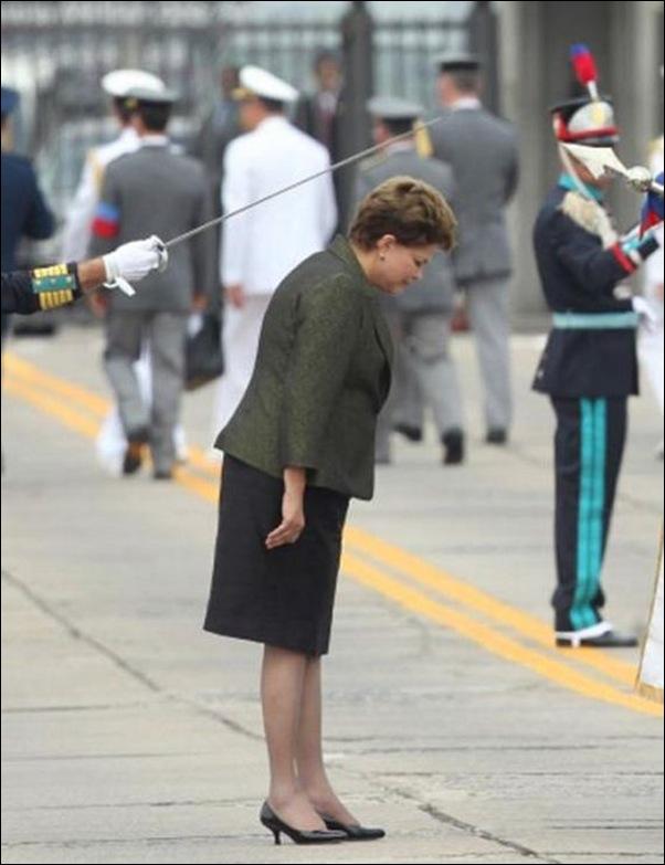 La présidente du Brésil - Dilma Russef_02
