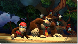 Donkey Kong Country Tropical Freeze, Diddy e Donkey, zangados