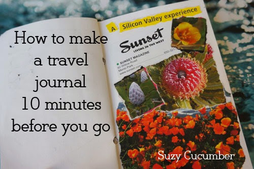 Quick travel journal
