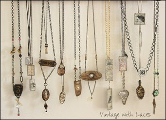 Vintage with Laces Studio - Necklaces