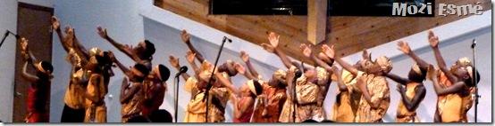 Asante Choir