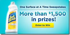 softscrub sweepstakes