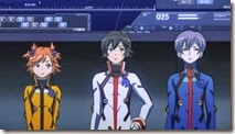 Captain Earth - 17 -9