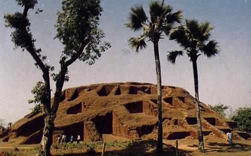 Citadel at Mahasthangarh