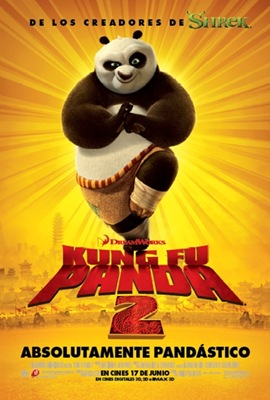 Poster Kung Fu Panda2
