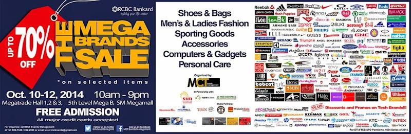 9th MegaBrands Sale Web Banner