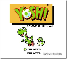 Yoshi y Mario Bros
