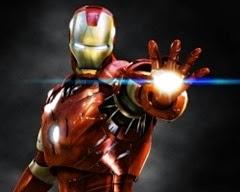 Homem de Ferro enfrentando Vanzo