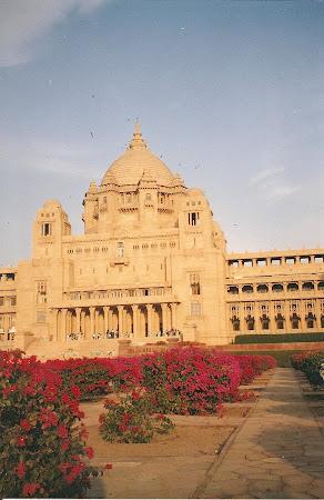 Jodphur: Umaid Bhawan Palace
