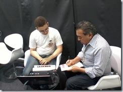 Entrevista com Mauricio 2