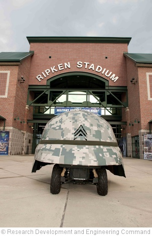 'APG, Ironbirds celebrate Military Appreciation Night' photo (c) 2011, Research Development and Engineering Command - license: http://creativecommons.org/licenses/by/2.0/