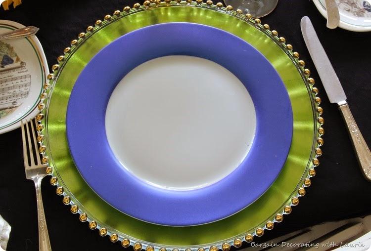 MARDI GRAS TABLE 5
