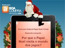 Papai Noel Virtual BoaCompra