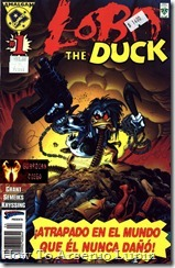 P00009 - Lobo y Lobo The Duck - Amalgam #5