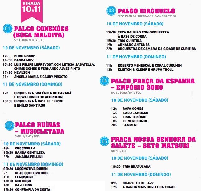 virada-cultural-curitiba-2012-programacao-shows