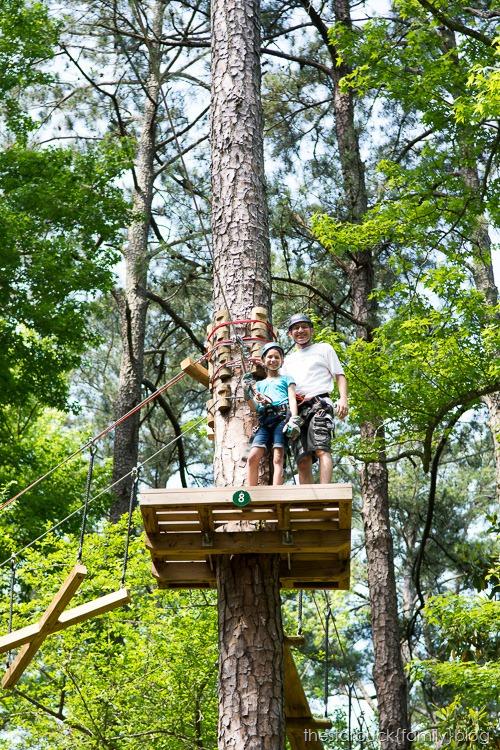 Callaway Gardens Treetop adventure blog-1