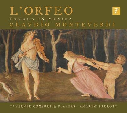 Claudio Monteverdi: L'ORFEO (Avie Records AV2278)
