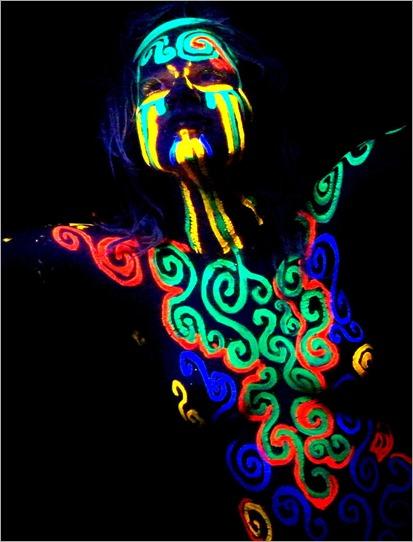 fluorescencia