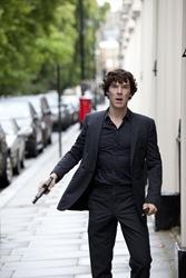 BBC Sherlock Benedict Cumberbatch is Sherlocks