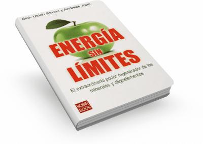 ENERGÍA SIN LÍMITES, Sich Ulrich Strunz y Andreas Jopp [ Libro ] – El extraordinario poder regenerador de los minerales y oligoelementos
