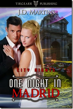 One Night in Madrid by JD Martins - 500