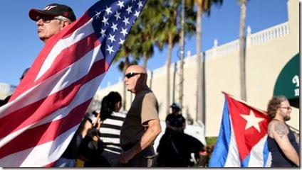 Nuevas relaciones EE. UU. - Cuba