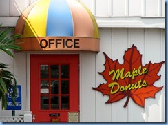 2088 Pennsylvania - PA Route 462 (Market St), York, PA - Lincoln Highway - Maple Donuts