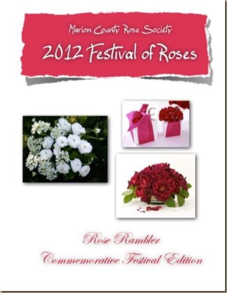 Festival of Roses Program