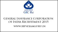 GIC India 65 Officers Recruitment 2015