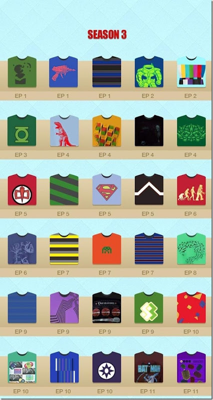Camisetas de Sheldon Cooper (5)