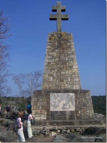Croix du Pignon des Maquisards