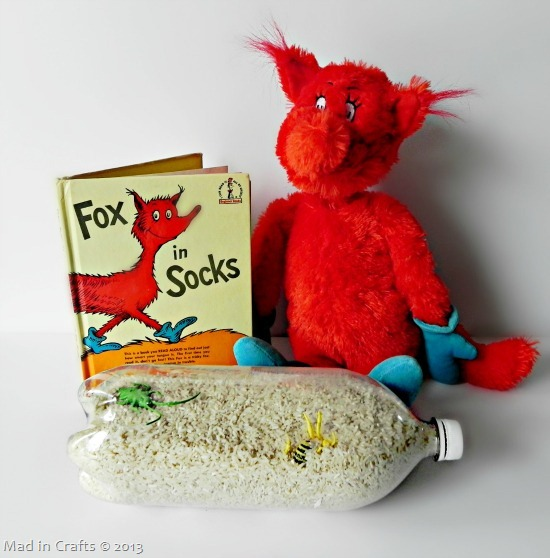 Fox in Socks Activity