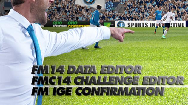 FM14 Data Editor