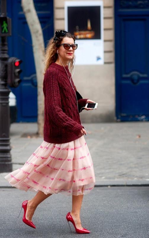 Natalie Joos, casting agent, Paris. PFW