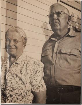 Carl Albert Gillberg and Hilda Maria (Carlsson) Gillberg