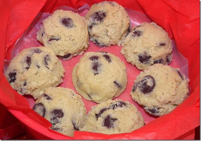 Baker's Dozen Frozen Cookies