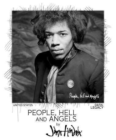 People, Hell and Angels by Jimi Hendrix