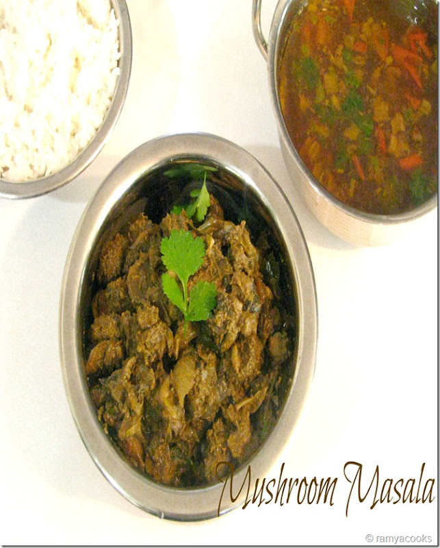 mushroommasala
