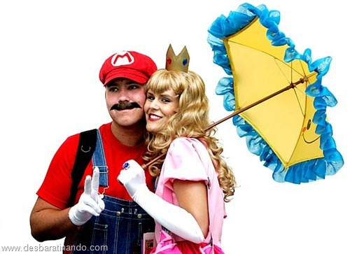 princesa peach cosplay Princess Peach cosplya desbaratianndo (13)