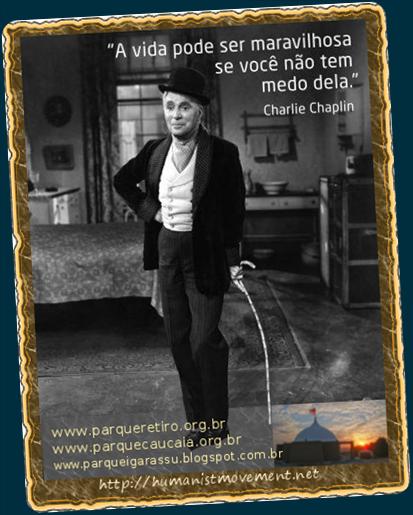 Chaplin_parques de estudo e reflexão_A Mensagem de Silo