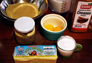ingredientes sablés b