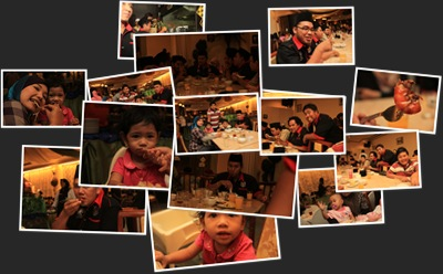 View Iftar di Syuen Hotel