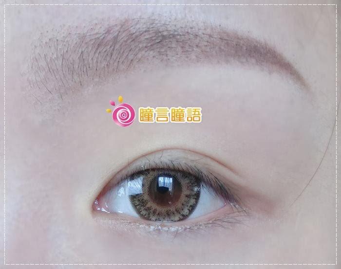 韓國GEO隱形眼鏡-GEO Eyes Cream 霜淇淋咖008