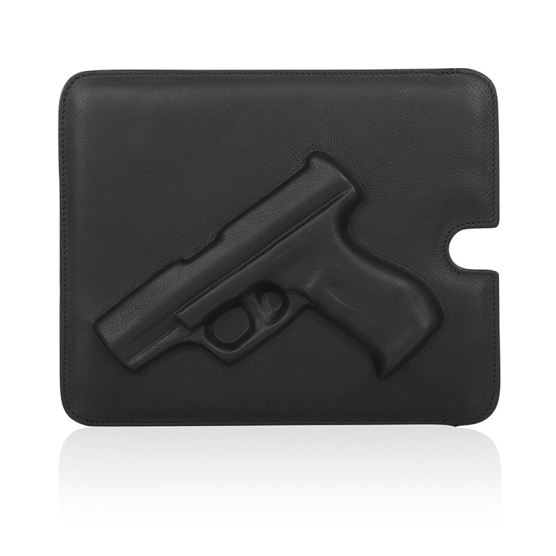iPad Case Gun, Vlieger & Vandam, Guardian Angel, Guardian Angel Bags, V & V, Bag